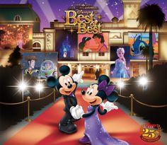 ディズニーファン読者が選んだ ディズニー ベスト・オブ・ベスト 創刊25周年記念盤|ミュージック|ディズニー