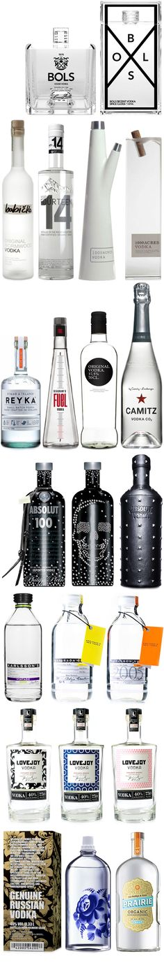 VODKA | An old time favorite, and a traitor