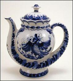 Firebird Teapot