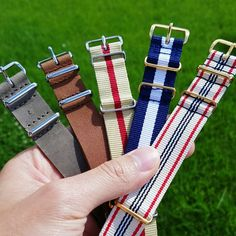 Natostrapped for the #summer #natostrap