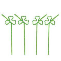 Image Gallery krazy straw neon green