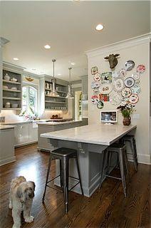 BM fieldstone , dream kitchen