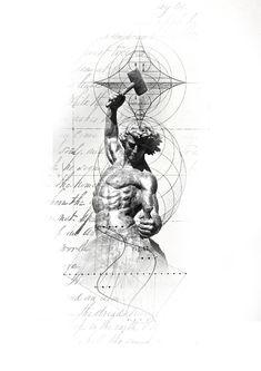 Tattoo Design Drawings, Tattoo Sketches, Cool Little Tattoos, Mens Tiger Tattoo, Journey Tattoo, Tattoo Trash, Unique Small Tattoo, Astronaut Tattoo, Clever Tattoos
