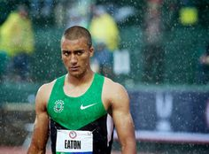 Ashton Eaton. US decathalon gold medalist. Beautiful.