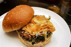 Veggie Burgers #vegan
