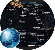 Južná Amerika: Staroveké civilizácie, ktoré žili na tomto území, mohli byť veľmi vyspelé. | Nový Čas