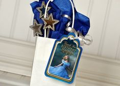 Cinderella Gift Tags available on our sister Etsy shop Belle Amitie Designs, etsy.me/1AXCKr9.