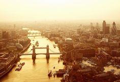 love living in London right now, via Michael Kors