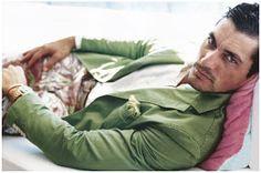 Daily Bodybuilding Motivation Hub: David Gandy by Jack Pierson for Vogue Hommes International