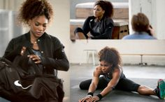Serena Williams for Nike #ntc