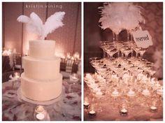 A Vintage Glam Wedding | Charlotte Wedding Planner