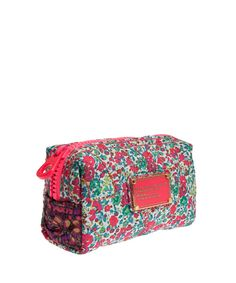 Marc by Marc Jacobs x Liberty Wiltshire Liberty Print Pretty Nylon Cosmetics Case