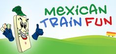 Mexican Train Fun is your hub for all domino games and USA -made domino essentials. Mexican Train Dominoes, Game, Fun, Gaming, Toy, Games, Hilarious