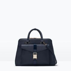 OFFICE CITY BAG-Hand bags-Handbags-WOMAN | ZARA United Kingdom
