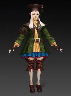 Witch, zhang Wen bo  on ArtStation at https://www.artstation.com/artwork/witch-bcb72057-6c80-450b-855a-b2fe6b07b000