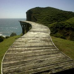 Chiloe, sur de Chile