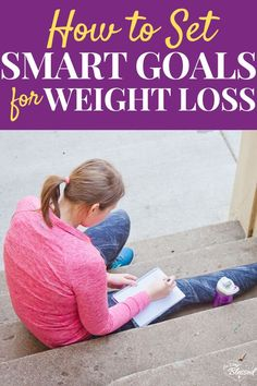 This is exactly how to write SMART goals for weight loss that will get you results instead of leaving you feeling like a failure. Weight Loss Goals, Weight Loss Transformation, Weight Loss Motivation, Weight Loss Journey, Fitness Motivation, Exercise Motivation, Feeling Like A Failure, How Are You Feeling, Blessed