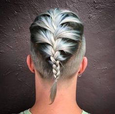 27 Braids For Men + Cool Man Braid Hairstyles For Guys Guide) Braids For Men - 15 Braided Hairstyles For Guys - Men's Hairstyles and Haircuts… Mens Braids Hairstyles, Hairstyles Haircuts, Haircuts For Men, Cool Hairstyles, Latest Hairstyles, Fashion Hairstyles, Black Hairstyles, Hair And Beard Styles, Short Hair Styles