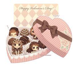 Box of Chocolates by *DAV-19 on deviantART