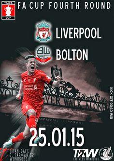 Liverpool vs Bolton