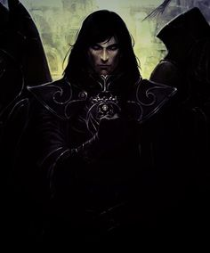 The last king of the House of Elaryn, Irinuil. Still quite alive and seeking revenge on the race of men for ruining everything he loved and cared for. Eventually runs into a group of young humans along with a young Elven princess who just happens to be the remaining member of the House of Elaryn.