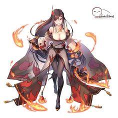 Kawaii Anime Girl, Anime Art Girl, Manga Girl, Manga Anime, Fantasy Character Design, Character Design Inspiration, Character Art, Fantasy Characters, Anime Characters