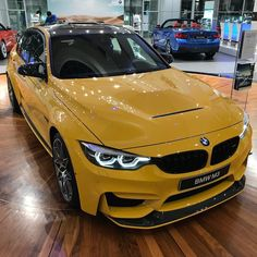 1,281 вподобань, 6 коментарів – Abu Dhabi Motors (@manni_abudhabi) в Instagram: «M3 Competition Pack Individual Speed Yellow 2018 model #abudhabimotors #abudhabi…»