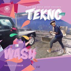 [music] tekno: wash | CREDI WAP