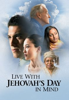 Cover of the book Live With Jehovah's Day in Mind