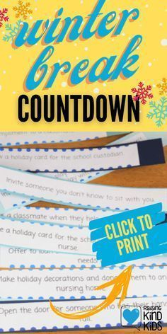 Countdown to Winter Break and focus on kindness at the same time by using this kindness countdown to winter break paper chain idea from Coffee and Carpool. Grab this activity for counting down to winter break with some great kindness activities. Parenting Articles, Parenting Hacks, Boredom Busters For Kids, Bored Jar, Kindness Challenge, Kindness Activities, Paper Chains, School Readiness, Mom Advice