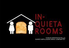 IN.QUIETA ROOMS  Nunzio Impellizzeri Dance Company www.nunziodance.com Dance Company, Rooms, Movies, Movie Posters, Bedrooms, 2016 Movies, Coins, Film Poster, Films
