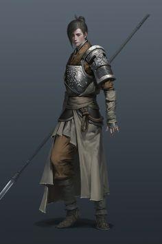 The Oriental Spearman