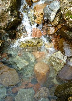 Waterfalls, streams, and lochs are around every corner. In Scotland, it's all about the water! Water Images, Distillery, Waterfalls, Painting Inspiration, Whisky, Scotland, Corner, Texture, Abstract
