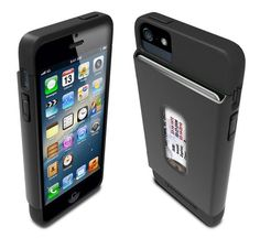 Marware Stash iPhone 5 Case, clever :)