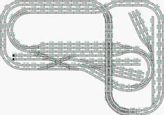 Afbeeldingsresultaat voor marklin m layout