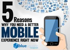 Smartphone & Mobile Marketing stats in 2019 INFOGRAPHIC. Discover 5 Reasons why you NEED a better mobile friendly website for your business. Mobile Marketing, Marketing Tools, Internet Marketing, Mobile Friendly Website, Online Digital Marketing, Reputation Management, Best Mobile, Business Website, Infographics