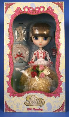 Pullip Dolls Dita Anime Fashion Doll F-592 Japanese Japan Harajuku