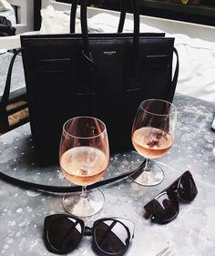 Women's Handbags For Every Occasion : saint laurent ' sac de jour' Fendi, Classy Aesthetic, Luxe Life, In Vino Veritas, Luxury Lifestyle, Rich Lifestyle, Lifestyle Blog, Prada, Drinks