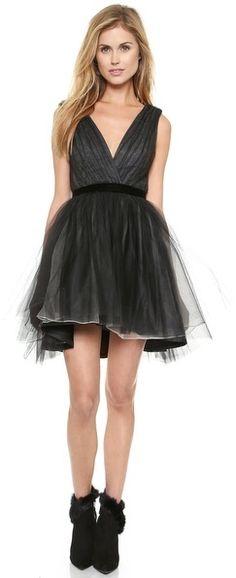 alice + olivia Princess Pouf Dress