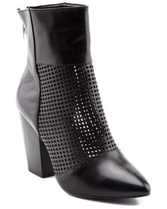 """Kelsi Dagger """"Zidane"""" Leather Ankle Boot is on Rue. Shop it now."""
