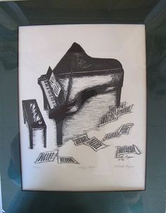 Hey, I found this really awesome Etsy listing at https://www.etsy.com/listing/527967267/piano-print-illustrated-with-pen-and-ink
