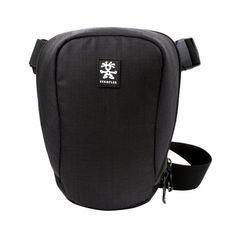 New Crumpler Quick Escape 400 Shoulder Bag Case Pouch for SLR DSLR Camera BLACK
