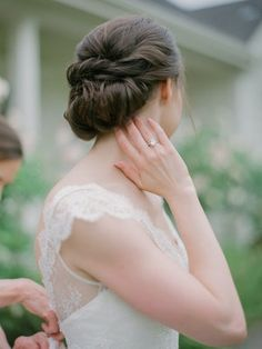 Pretty Pastel Hued Wedding at Kunde Family Winery in Sonoma, CA | 30 more photos on PartySlate