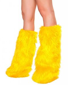 Sexy Furry GoGo Legwarmers Halloween Accessory - Yellow - One Size Fits Most Musotica http://www.amazon.com/dp/B00Q2R6OHS/ref=cm_sw_r_pi_dp_tA-hwb0P64HG8