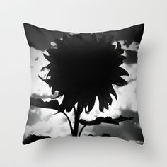 Nightflower+Throw+Pillow+by+Stacy+Frett+-+$20.00
