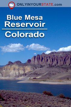 Travel | Colorado | Outdoor | Adventure | Reservoir | Waterfront | Swimming | Summer | Weekend | Day Trip | Hiking