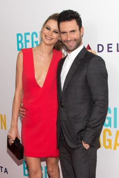Adam Levine and Behati Prinsloo Are Married!: Adam Levine is officially off the market.