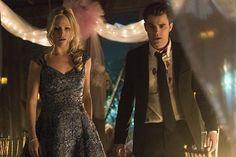 TVD Season 6 Finale 6x22 Episode Still~ Caroline and Stefan