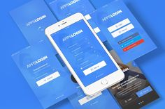DezignPro: Delegate your design tasks, get top quality design at the lowest cost. Contact us for a free quote: Email: Contact Skype: contact Website: www. Mobile Login, Mobile App, Login Form, Registration Form, Form Design, Mobile Design, Ui Ux, Creative Design, Templates