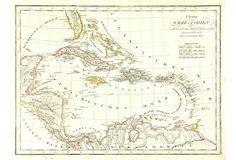 Caribbean, 1818 on OneKingsLane.com